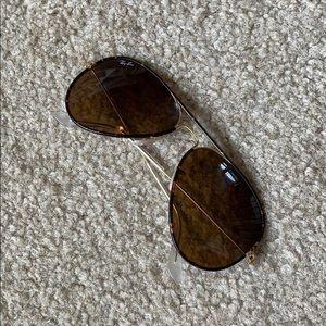 RayBan Tortoise Sunglasses